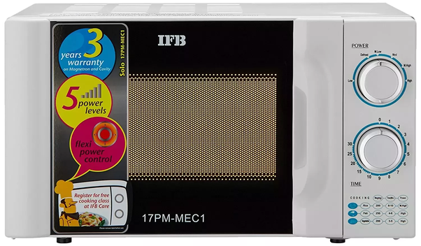 Control The Output And Various Protection Devices In Your Microwave Using Electro Mechanical Timer