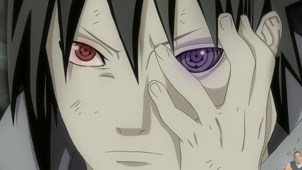 Sasukes Rinnegan Is Also Different From Almost Other Shown It Has The Tomoe Marks Of Sharingan Inside Its Rings