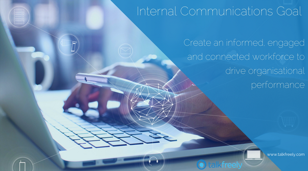 what are some of the best examples cases for internal communications