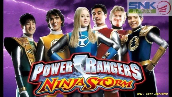 How to get power rangers ninjastorm episodes in telugu - Quora