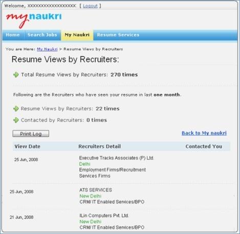 Can a recruiter blacklist you on Naukri.com? - Quora