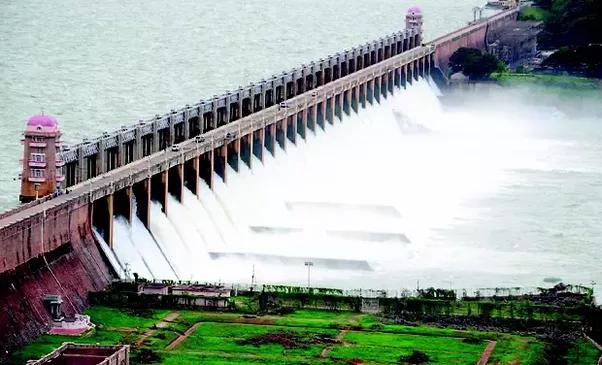Image result for vishweshwaraiah krs dam