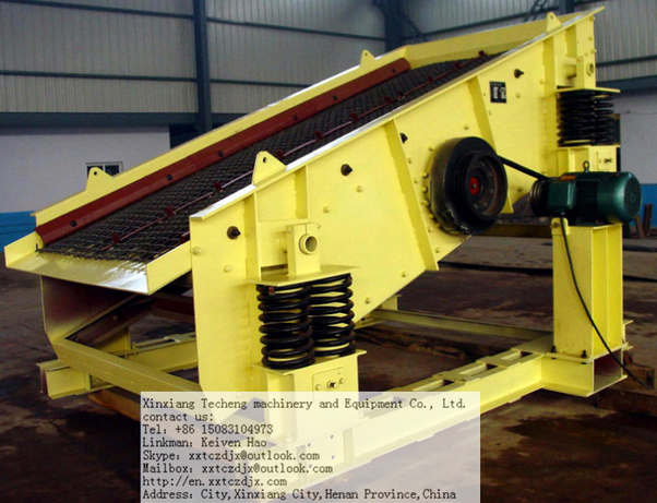 What is a grinding mill Vibrating Screen in Mining Process? How does