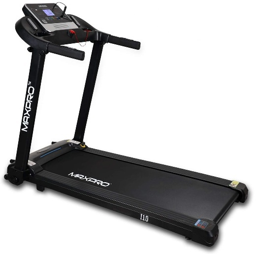 5.0Hp App Mp3 Treadmill Electric Folding Running Machine Gym Equipment Fitness
