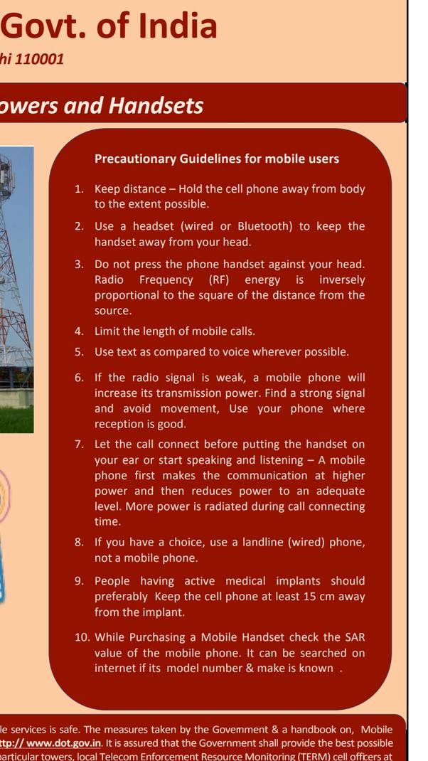 How to decrease mobile radiation - Quora
