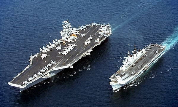 Source Largest Aircraft Carrier In The World You