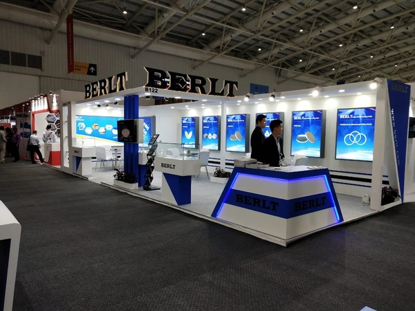 Portable Exhibition Stands Dubai : Which is a good exhibition stand design company for modular stands