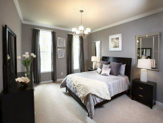 If You Want Something Dark Or Night Mode, You May Try Repainting The Bed  And Other Room Furniture Black And The Walls Grey: