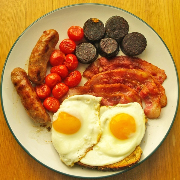 Why don't British people like runny eggs for breakfast? - Quora