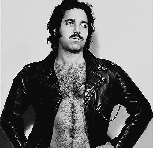 Jeremy picture in playgirl ron