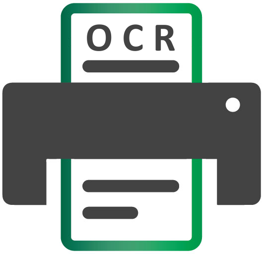 Fortunately There Are Numbers Of Devices Out That Enable OPTICAL CHARACTER RECOGNITION Or OCR Where Each Character On A Page Is Scanned Individually