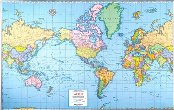 Why Isnt The Caribbean Area Of North America Its Own Continent - Why is greenland not a continent