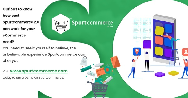 Is there a platform for creating e-commerce websites with