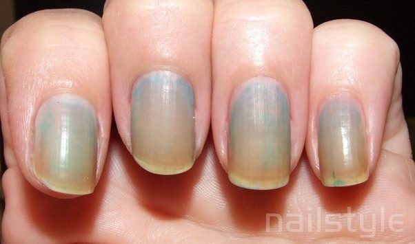 Removing Polish Can Damage Your Nails If Not Done Properly Never Pick Or Leave To Chip Off It The Top Levels Of Nail Plate With
