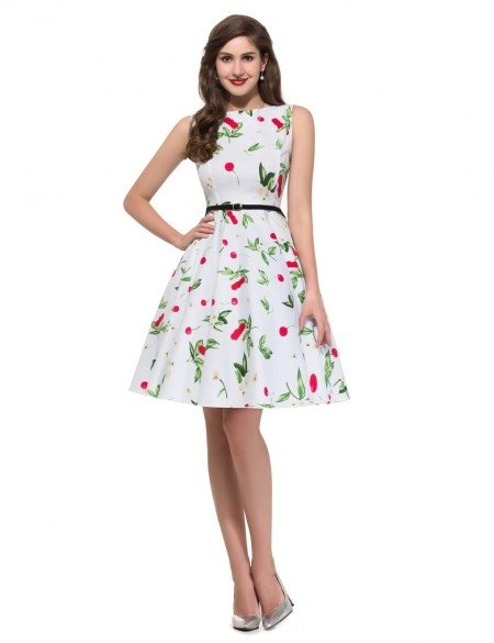 I need a dress for two school dances. Both are in the Spring. No ...