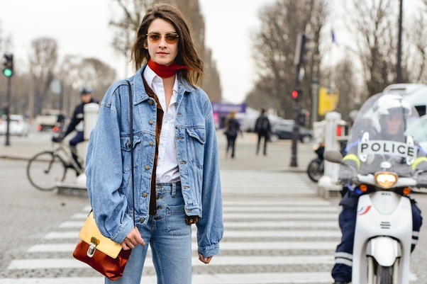 622b8c3c1ae Some of us are die-hard fan of classic women s denim jacket like a perfect  wardrobe essential.