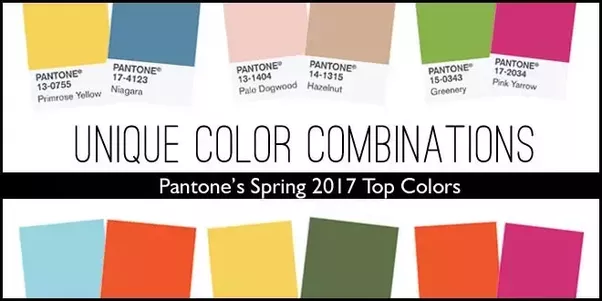 Below Is Pantones Color Combinations For 2017 Check Out Website More Colors And Ideas