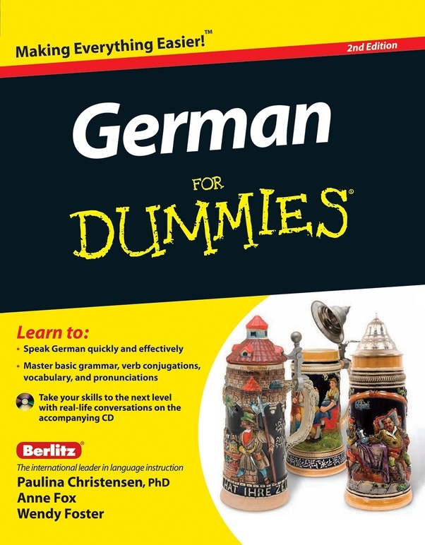 What is the best book to learn german grammar quora german for dummies fandeluxe Images