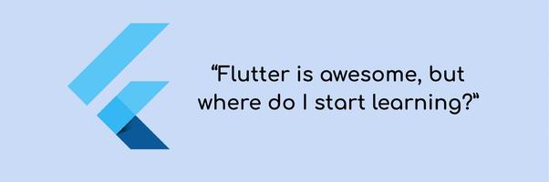 Where can I learn flutter? - Quora