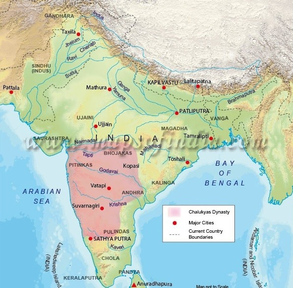 What is the history of telugu kingdoms and people of india since the the chalukyas latter split into eastern chalukyas and western chalukyas the eastern chalukyas ruled the modern day andhra pradesh with their capital at gumiabroncs Images