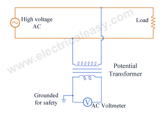 What is a voltage transformer and a current transformer Quora