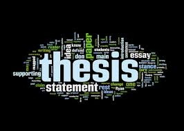 what is the purpose of a thesis statement in an essay  quora it is not easy to write a thesis statement writers must have a clear idea  about the essay topic and content to finish the thesis statement  effectively
