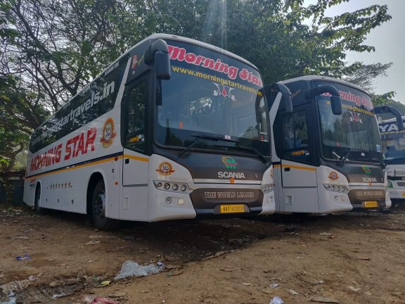 What is cost of luxury bus in india? - Quora