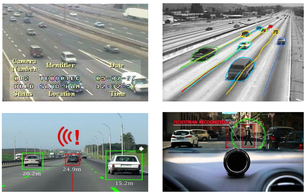What are some interesting applications of object detection