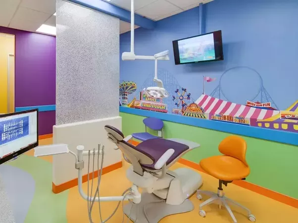 What is the best suggestion for creative dental clinic interior