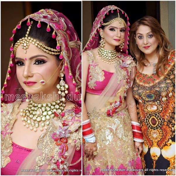 How to choose a perfect bridal makeup Artist for an Indian
