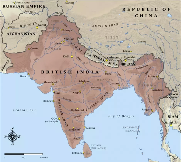 Was it right to partition India and Pakistan? - Quora