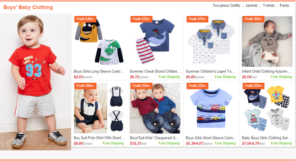 1e37359ef3 What is the best website to buy baby clothes online? - Quora