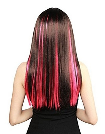 How To Dye My Hair From Dark Brown To Bright Pink Quora