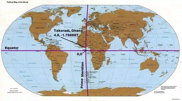 Which place or country is the centre of world quora based on this map the center of the world is the south atlantic ocean and the closest city to that is takoradi ghana gumiabroncs Images