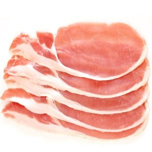 why are british bacon streaky rashers different from american bacon