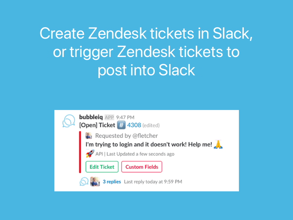 What are the best apps in ZenDesk apps market place? - Quora