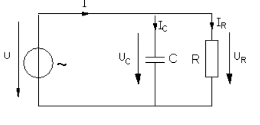 electrical  u0026 electronics engineering  what is the nature of the supply current in a parallel rc