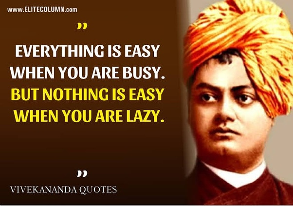 what are some of the best quotes by swami vivekananda quora