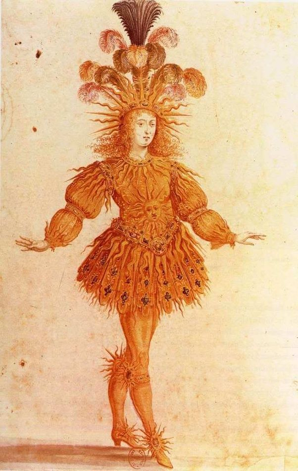 Why Was Louis Xiv Of France Known As The Sun King Roi Soleil Quora