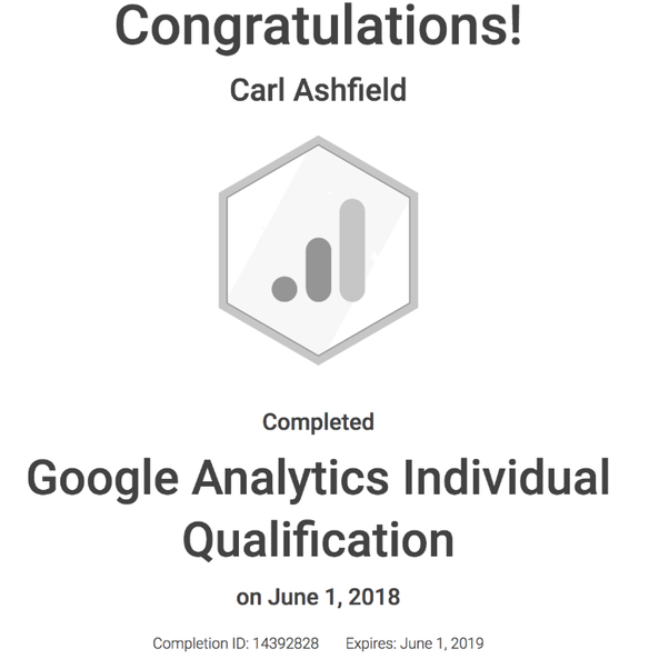 What are the benefits of Google Analytics certification? - Quora
