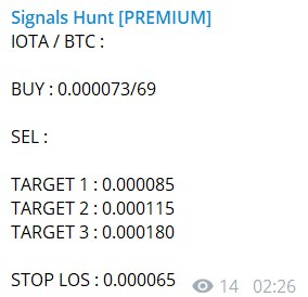 top cryptocurrency signal group in telegram
