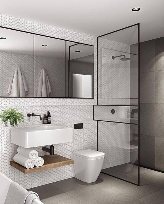 Charmant By Not Having A Vanity Underneath You Visually Expand The Space Making The  Bathroom Feel Bigger And More Spacious.