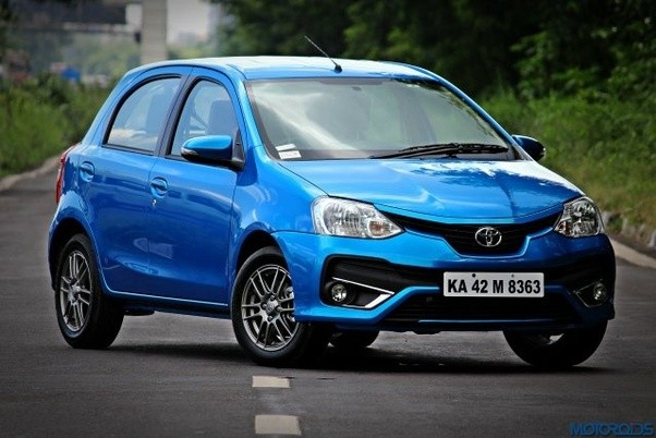 Read More Here New Toyota Etios Liva Platinum Review Nifty Upgrade Motoroids
