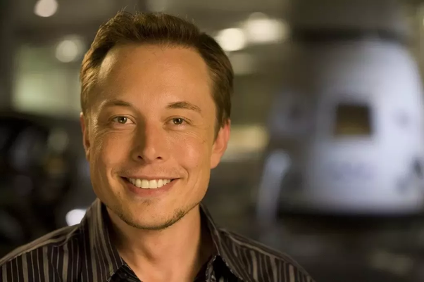 Where did Elon Musk get the money to start Tesla and SpaceX