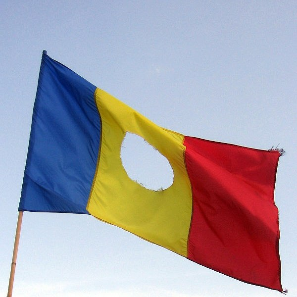 Why Do Romania And Chad Have Nearly Identical Flags Quora - Chad flag