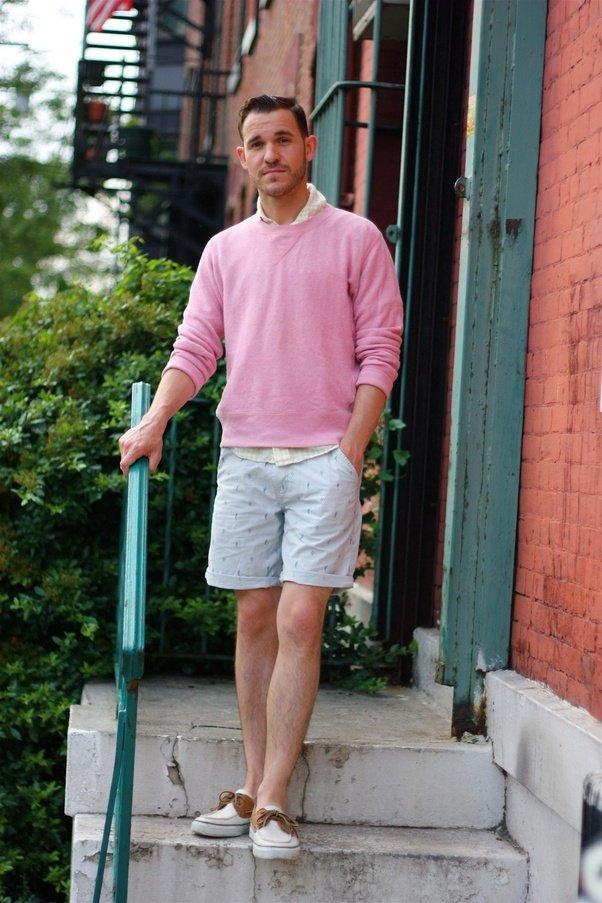 Barefoot Doctors Do Parisian Men Really Never Wear Shorts