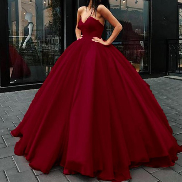 Can I Wear A Red Or Gold Wedding Dress Quora