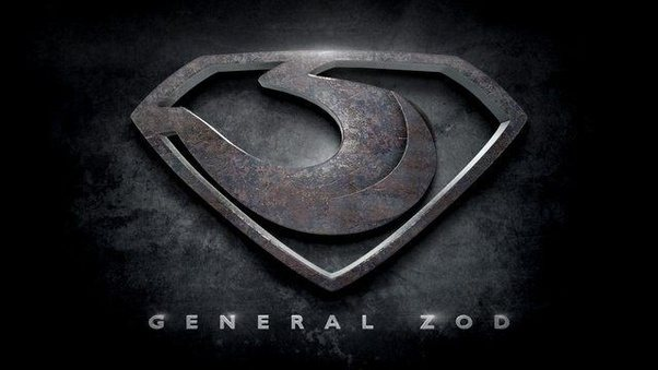 What Does General Zod S Symbol Mean Quora