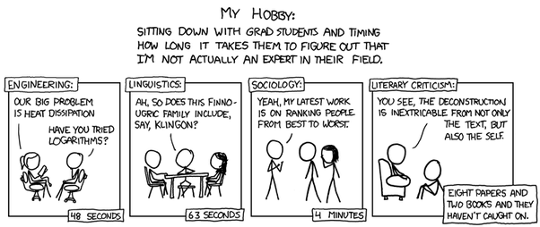 What are the best xkcd comics? - Quora