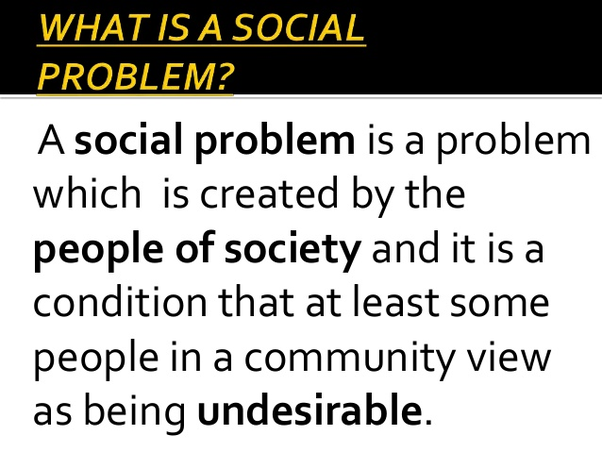 What are the biggest problems society is facing today? - Quora